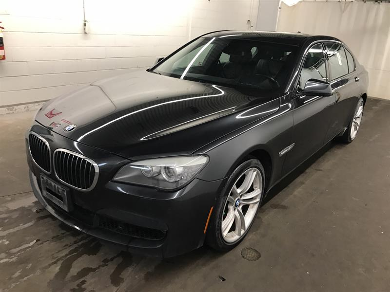 BMW 750 2012 M.PACKAGE.WEEKLY $69 SEMAINE #SR2434  **437965