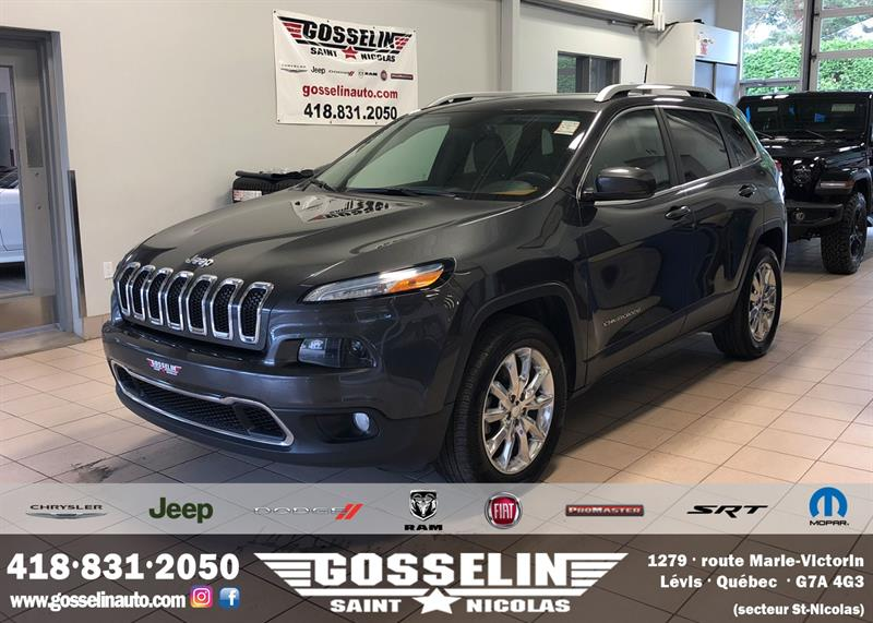 Jeep Cherokee 2016 4WD 4dr Limited #J4830A