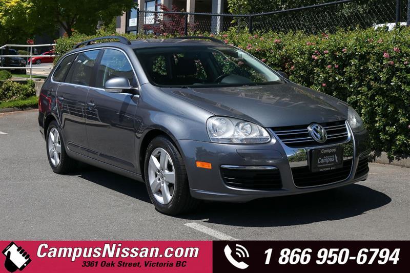 2009 Volkswagen Jetta Wagon | GLS | 2.0T TDI | DIESEL #9-F278A