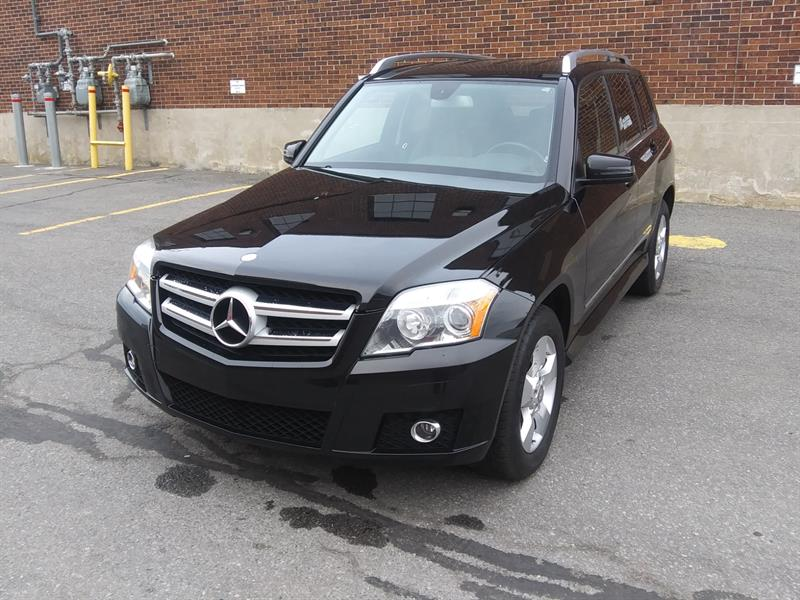 Mercedes-Benz GLK-Class 2010 4MATIC GLK 350 *BAS MILEAGE - CLEAN CARPROOF* #566
