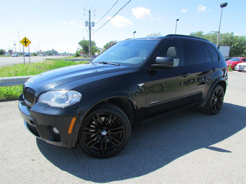 2013 BMW X5 XDRIVE 50i **M PACKAGE** NAVI TOIT PANO!!! #4591
