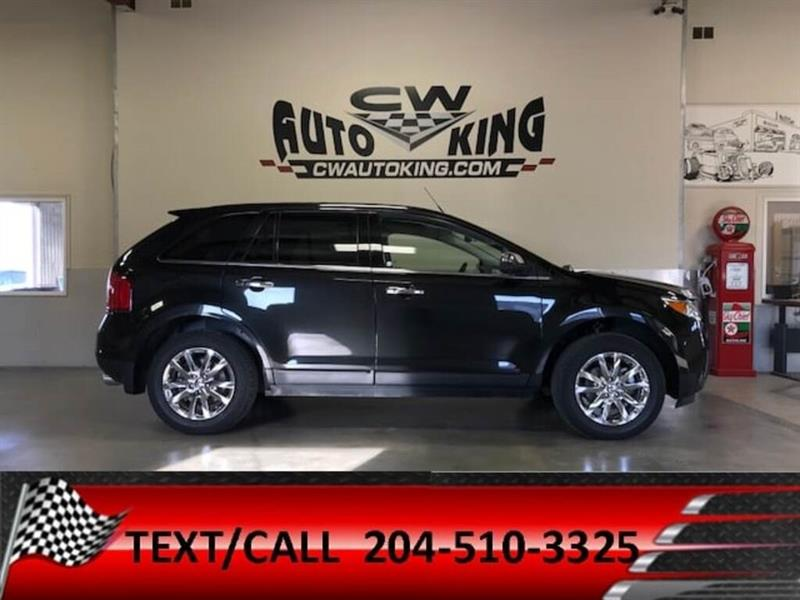 2011 Ford EDGE Limited/Leather/Nav/Rear Cam/Bluetooth #20042441