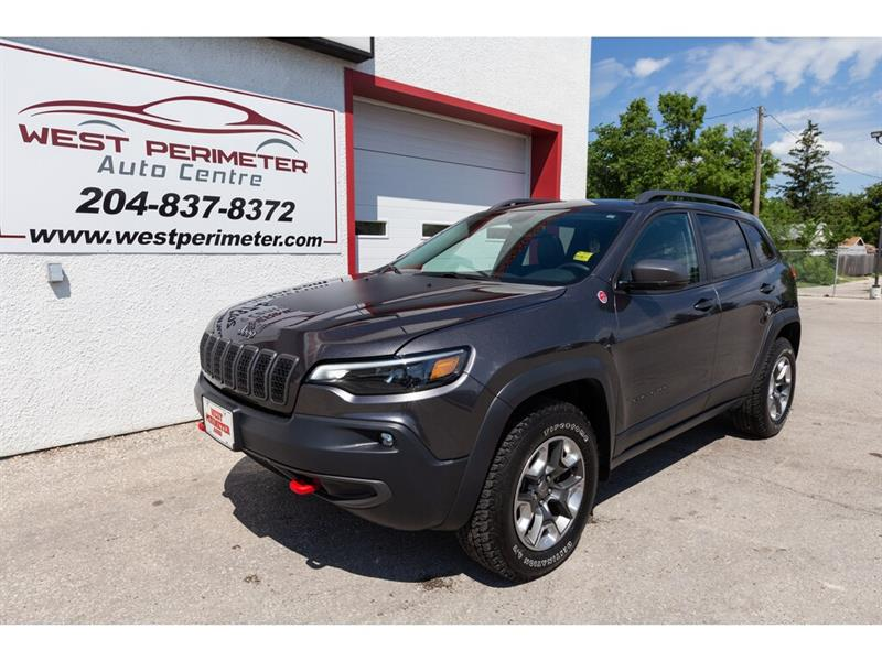 2019 Jeep Cherokee Trailhawk Elite 4x4 #5562