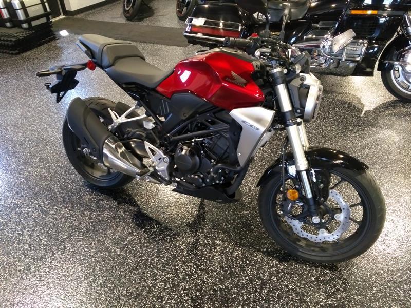 2019 Honda CB 300 R