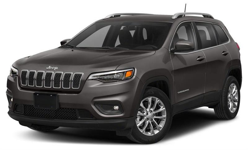 2019 Jeep Cherokee Limited #K450358