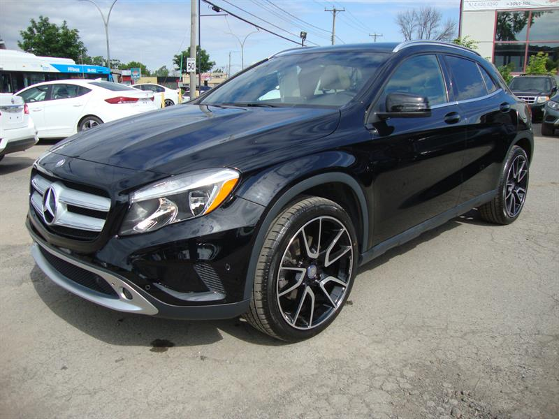 Mercedes-Benz GLA-Class 2015 4MATIC GLA 250 AMG 20MAGS #S0002