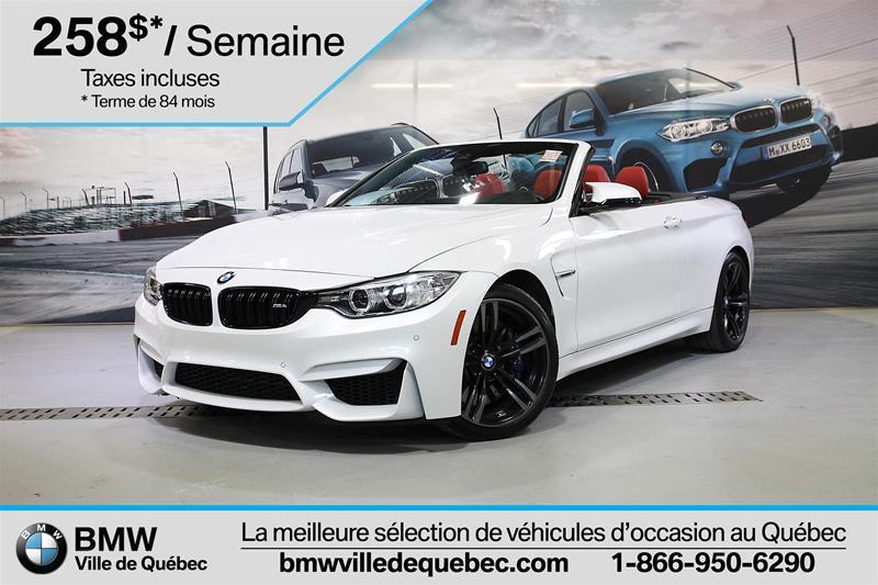 BMW M4 2016 Cabriolet #22276B