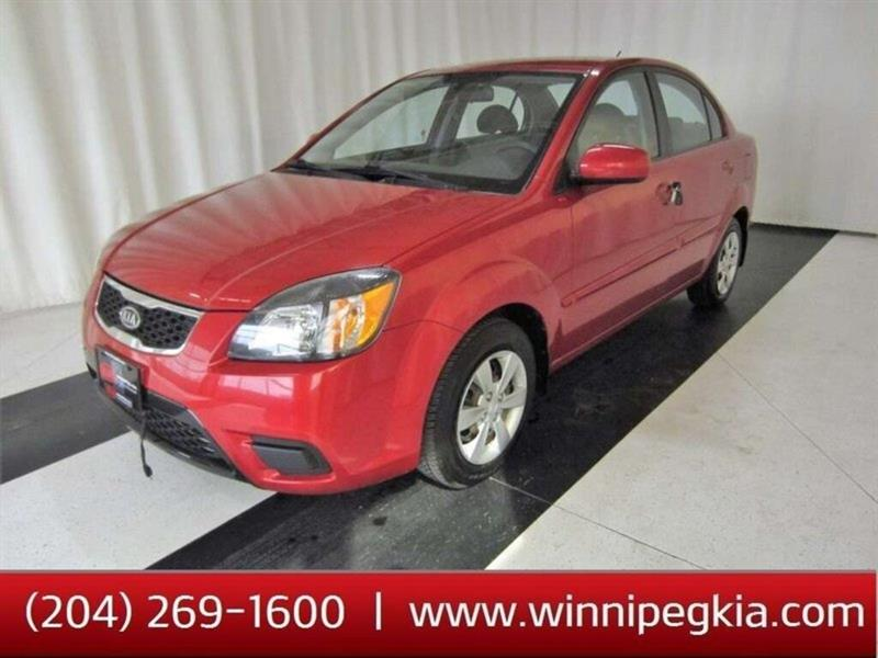2010 Kia Rio EX Convenience *Low KM!* #19FR232AA