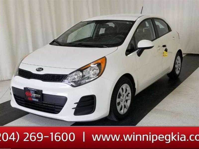2016 Kia Rio LX+ *Always Owned In MB!* #19FR119A