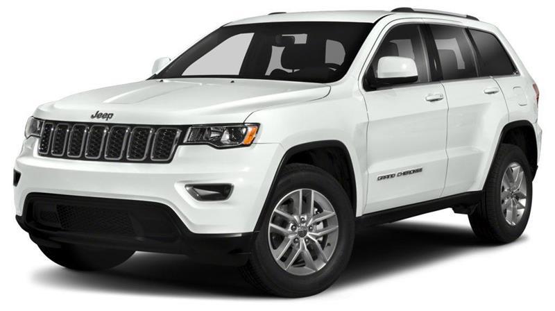 2019 Jeep Grand Cherokee Laredo #K823478