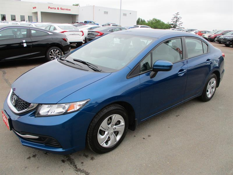 2015 Honda Civic Sedan 4dr Auto LX #FH052021A