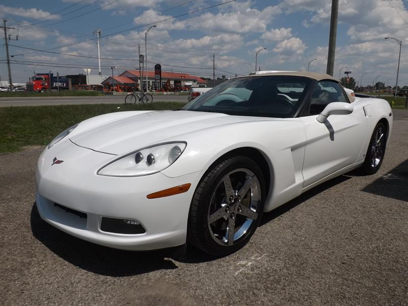 2007 Chevrolet Corvette 2dr Convertible Z51 Pack. #997648