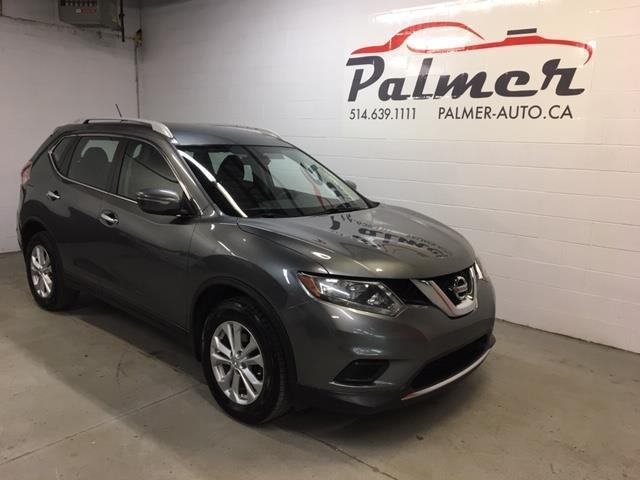 Nissan Rogue 2014 FWD 4dr #18-988