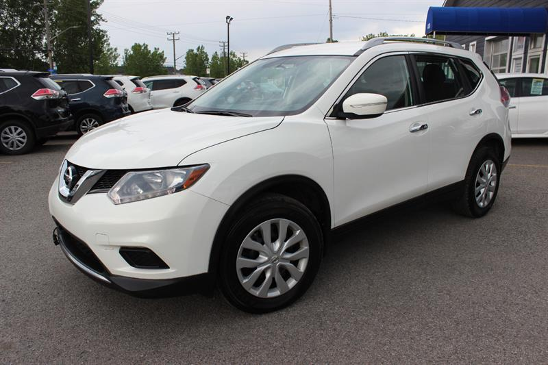 Nissan Rogue 2014 FWD S #5191