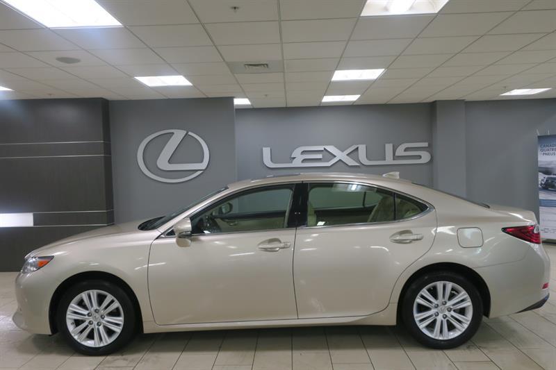 Lexus ES 350 2015 TOURING TOIT GPS #15416A
