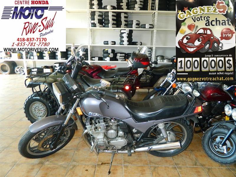 Yamaha XJ 750 1982