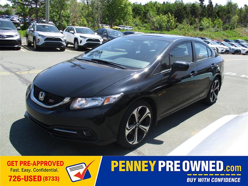 2015 Honda Civic SI #36750A