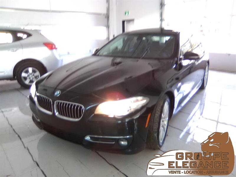 2015 BMW 5 Series 528I X Drive AWD 4dr Sdn