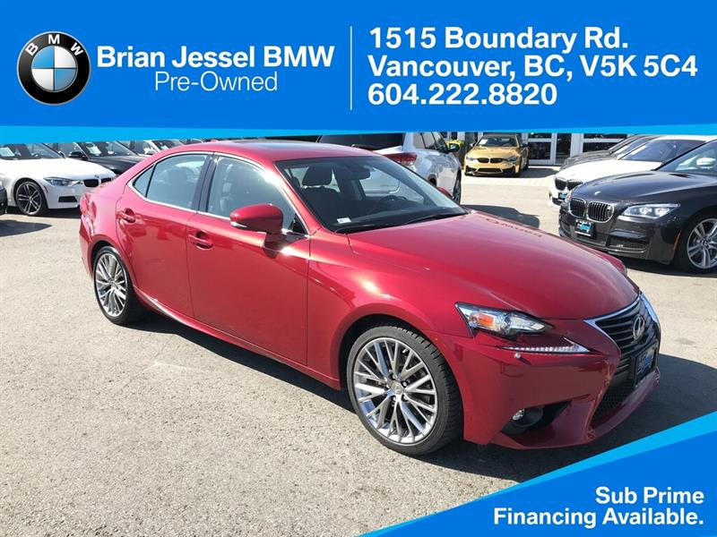 2015 Lexus IS 250 #BP8317