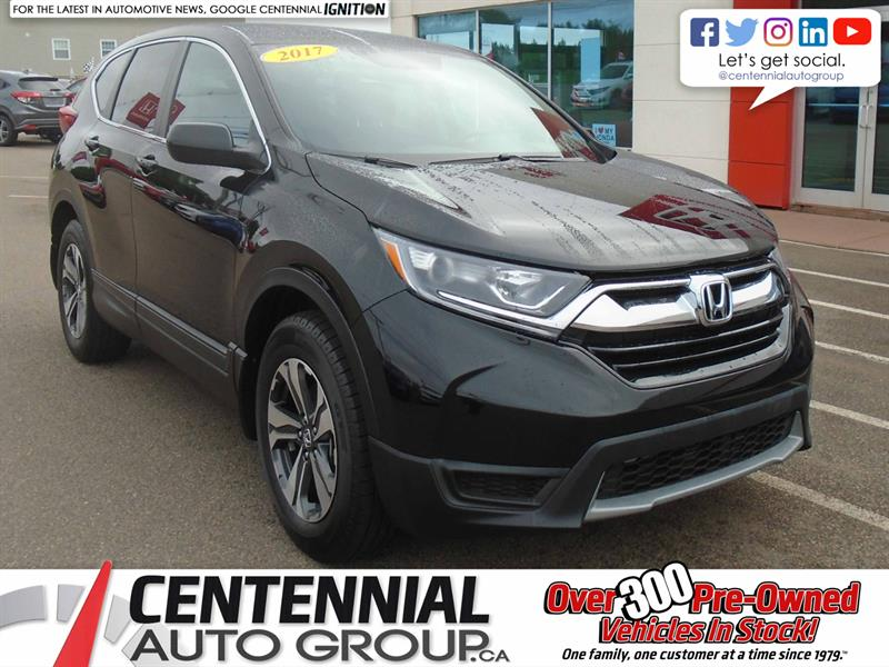 2017 Honda CR-V LX | Heated Seats | Back Up Camera | Bluetooth |  #9220C