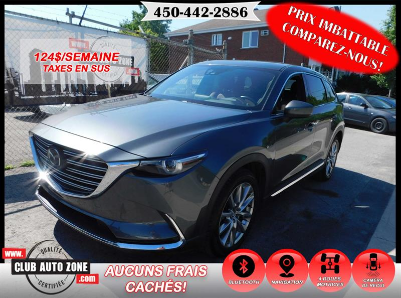 2017 Mazda CX-9 AWD SIGNATURE 7 PLACES AUTOMATIQUE #H0136226