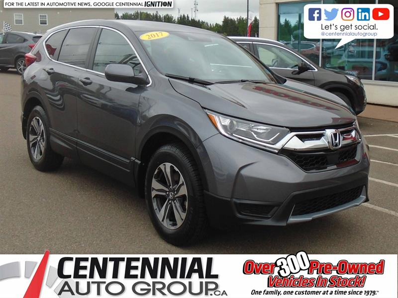 2017 Honda CR-V LX | AWD | Backup Camera | Heated Seats |  #10012A