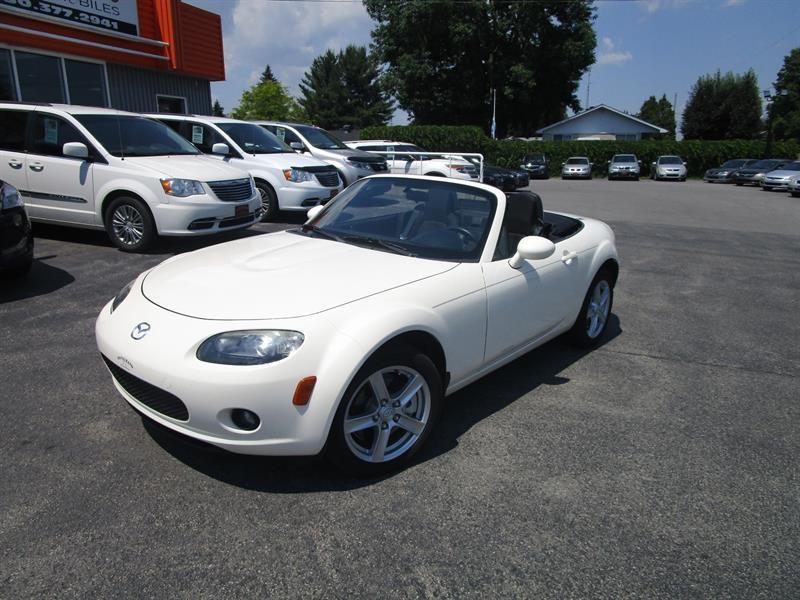 Mazda MX-5 2006 2dr Conv GT #2487C