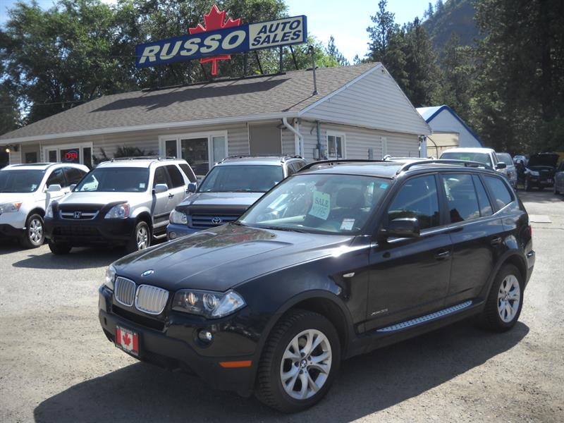 2009 BMW X3 XDRIVE 30i ONLY 154 KMS #3207