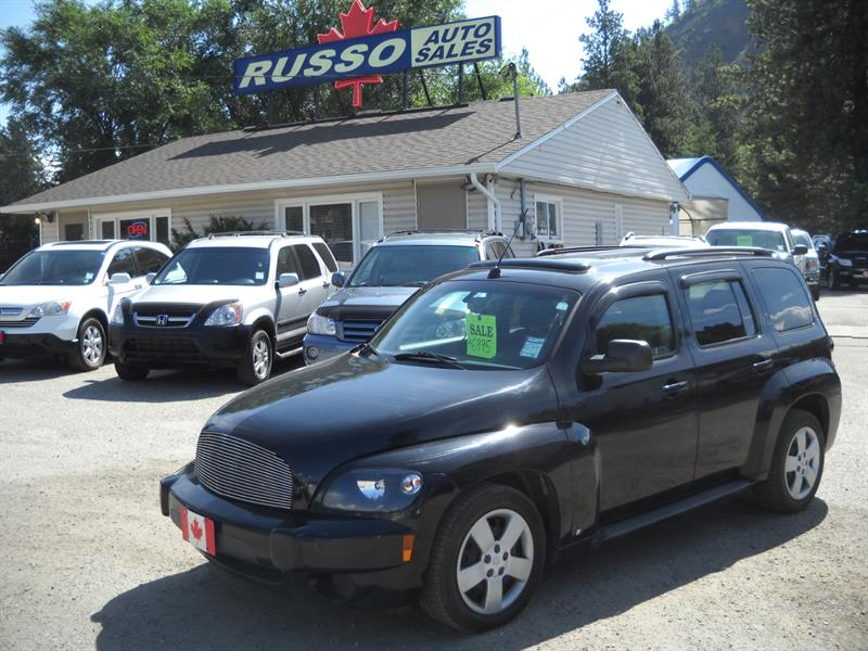 2008 Chevrolet HHR LS  ONLY 130 KMS #3212