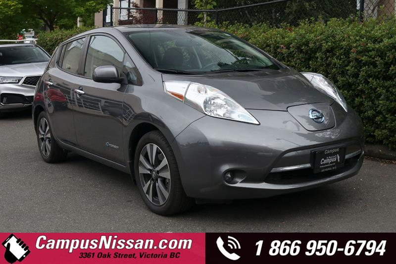 2016 Nissan Leaf | SV | Quick-Charge & 30 kWh Battery  #JN3283
