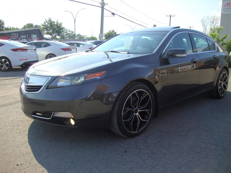 2012 Acura TL SPORT FWD 19mags #S00039