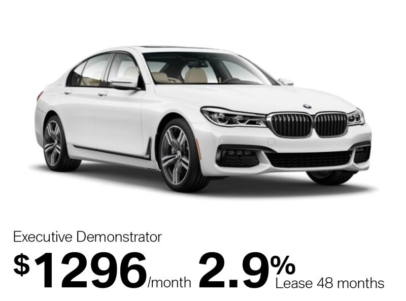 2019 BMW 7 Series 750Li xDrive Sedan #K0025