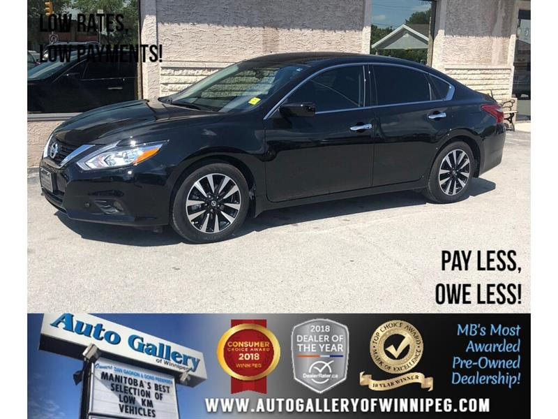 2018 Nissan Altima SV *Navi/B.tooth/Htd Sts/Roof #23974