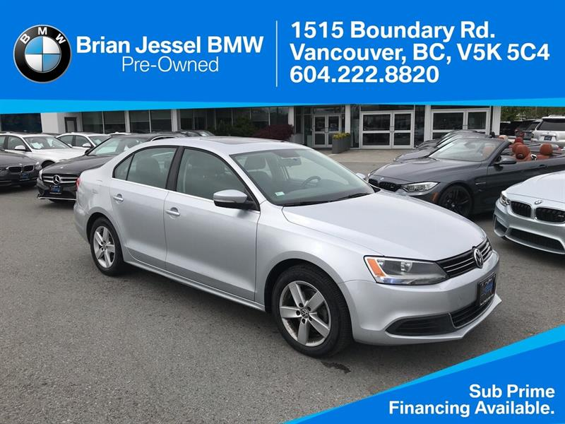 2014 Volkswagen Jetta Comfortline 1.8T 6sp at w/ Tip #BP8092