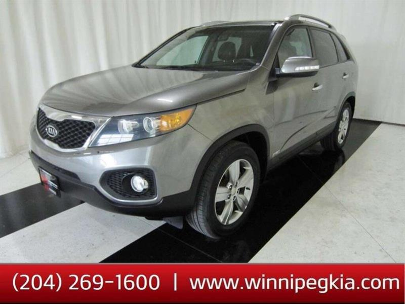 2012 Kia Sorento EX *Leather, V6, 3rd Row!* #19SR231A