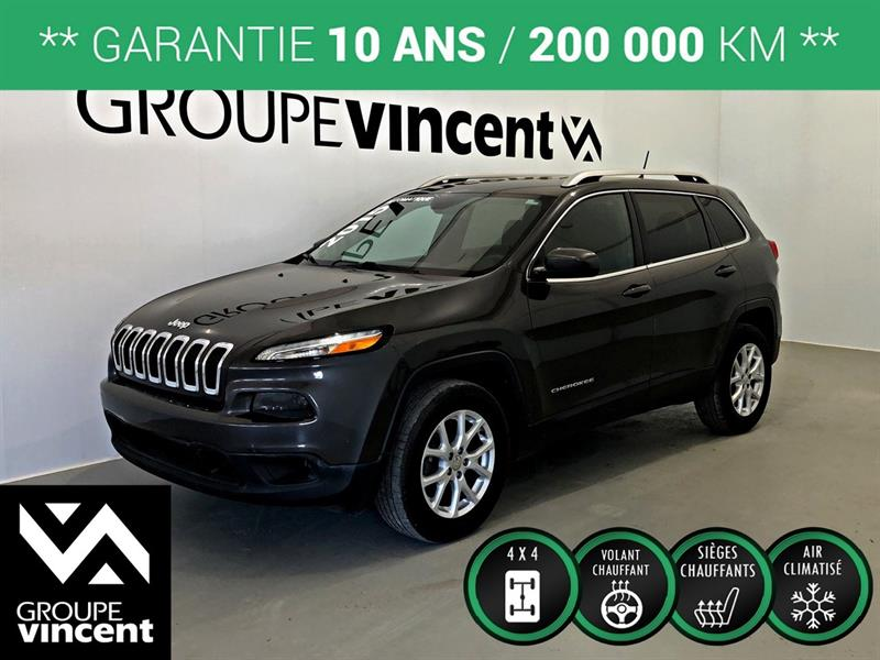 Jeep Cherokee 2015 NORTH AWD **GARANTIE 10 ANS** #98273AT