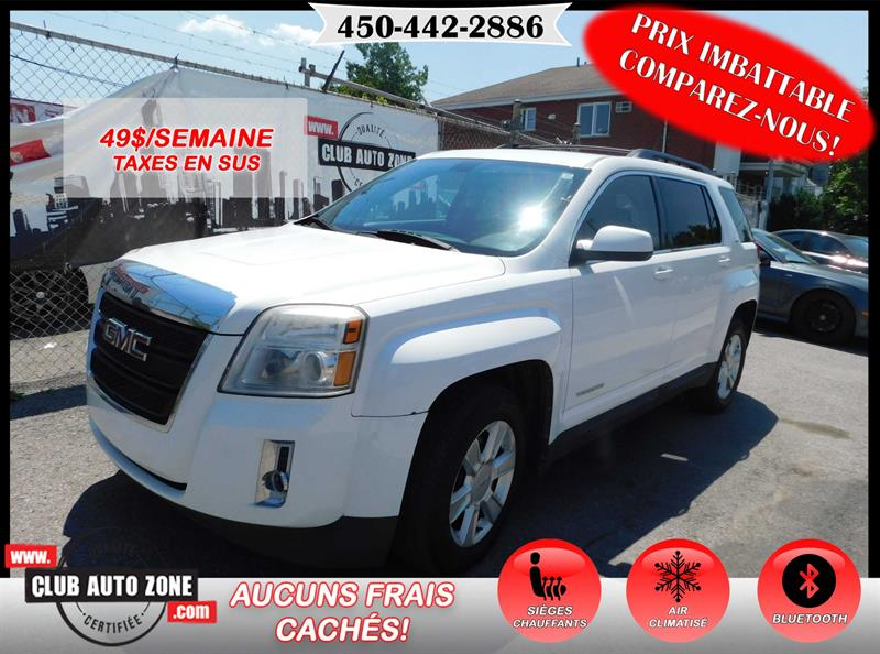 GMC Terrain 2011 AWD SLT AUTOMATIQUE BLUETOOTH #B6438240