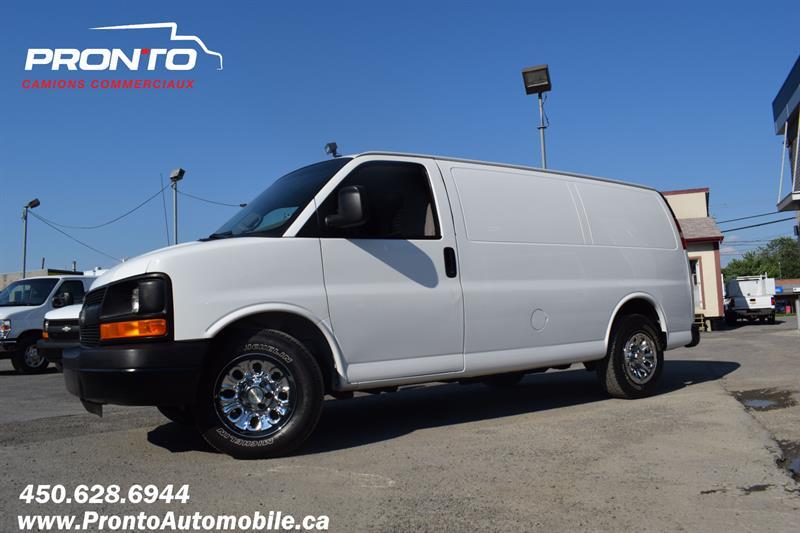 Chevrolet Express Cargo Van 2011 1500 ** 4.3L / 6 Cyl.** Porte coulissante ** #1905