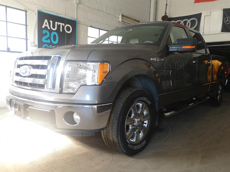 Ford F-150 2009 4WD SuperCrew #A-19093