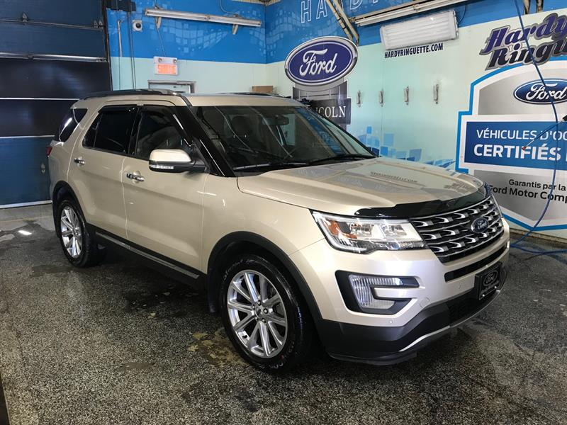 Ford Explorer 2017 4WD 4dr Limited #31733B