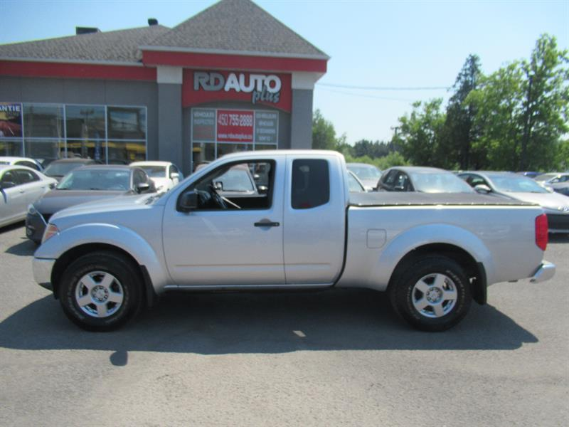 Nissan Frontier 2008 4WD King Cab