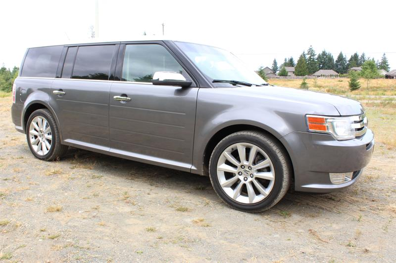 2010 Ford Flex 4dr Limited AWD #12399B