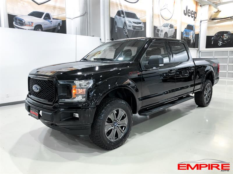 Ford F150 2018 FX4 DECOR PKG V8 5L #A7189