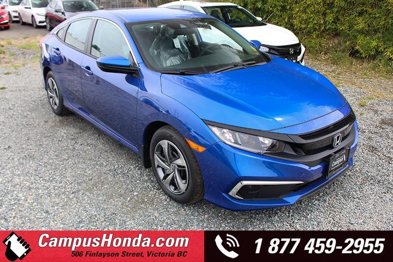 2019 Honda Civic LX #19-0693