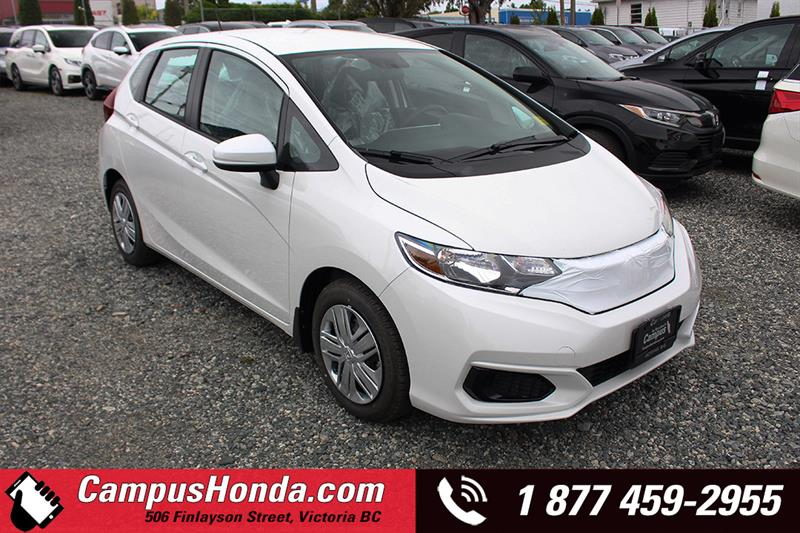 2019 Honda Fit DX #19-0697-NEW