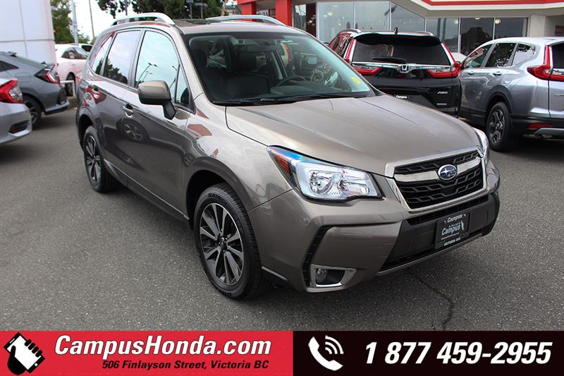 2018 Subaru Forester 2.0XT Touring EyeSight #B5698
