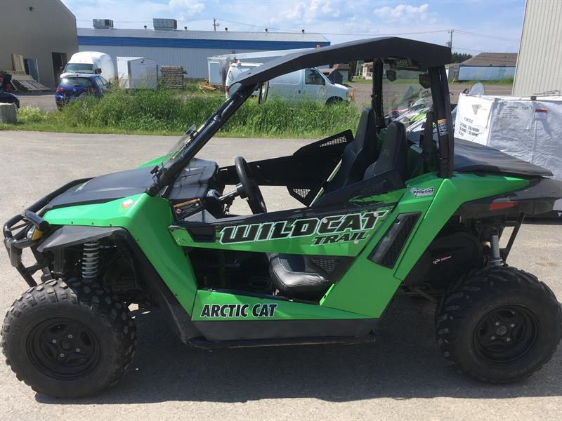 Arctic Cat 700 2014