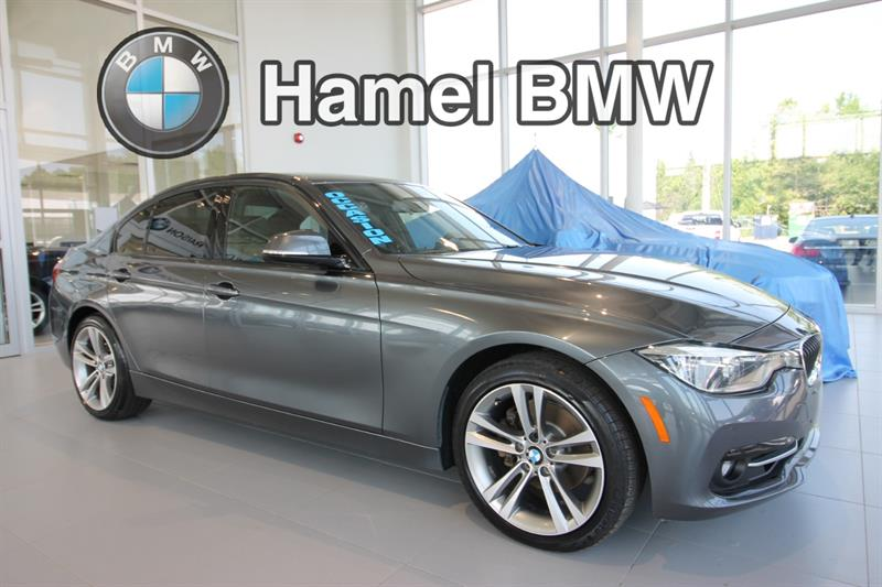 BMW 3 Series 2017 4dr Sdn 330i xDrive AWD #u19-147