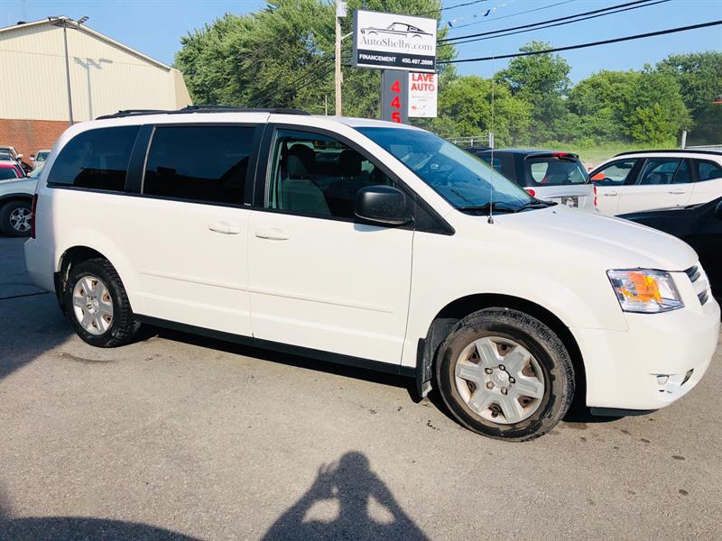Dodge Grand Caravan 2010 Stow And Go-7 Passager-Air-Cruise-Jamais Accidenté #97886