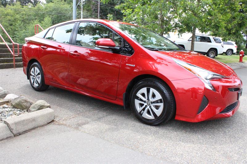 2017 Toyota Prius 5dr HB #12550A